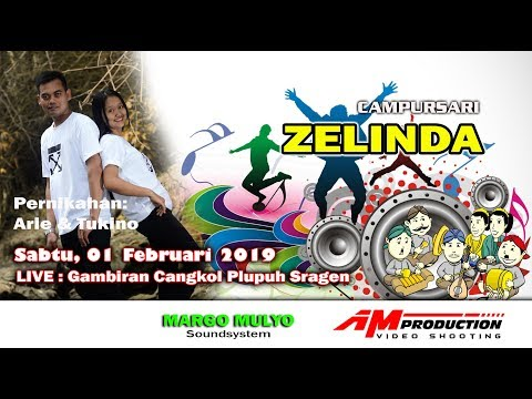 Live Streaming CS. ZELINDA//MARGO MULYO Soundsystem//AM PRODUCTION VS //01_02_2019
