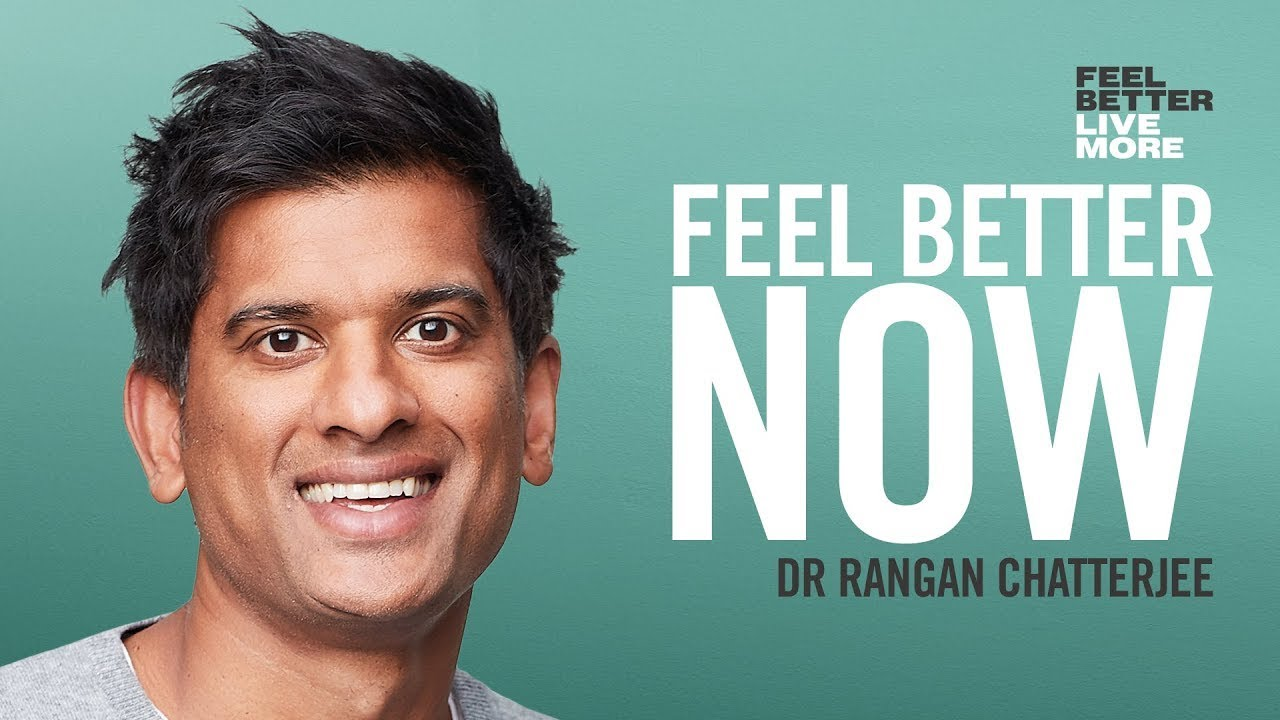 5 Minute Habits to Transform Your Health and Happiness with Dr Rangan Chatterjee