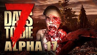 7 Days to Die Alpha 17 #001 | Totes Fleisch | Gameplay German Deutsch thumbnail