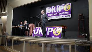 UKIP Newcastle Hustings: Individual candidate questions