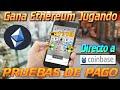 Free Ethereum - Ganher Crypto Moeda Jogando _ (Crypto Pop)