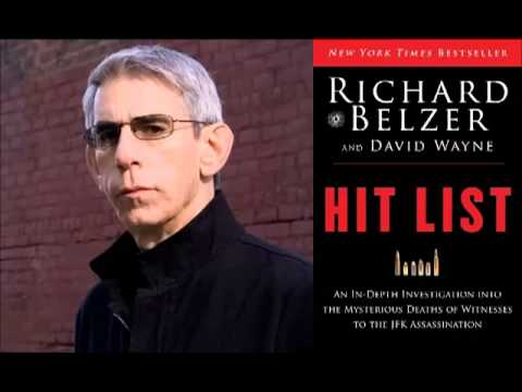 An interview with Richard Belzer about his latest book.