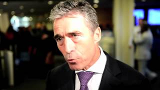NATO Secretary General - Press Point at United Nations General Assembly in New York