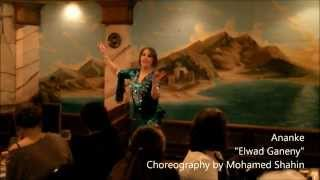 "Ananke Belly Dance: Sha'abi ""Elwad Ganeny"" by Mohamed Shahin Thumbnail"