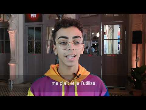 Bilal Hassani : «Abandonner, c'est laisser gagner la haine»