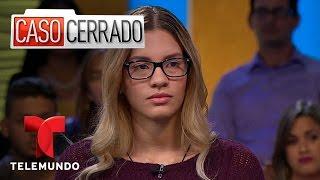 Capítulo: Padre reclama a su hija | Caso Cerrado | Telemundo