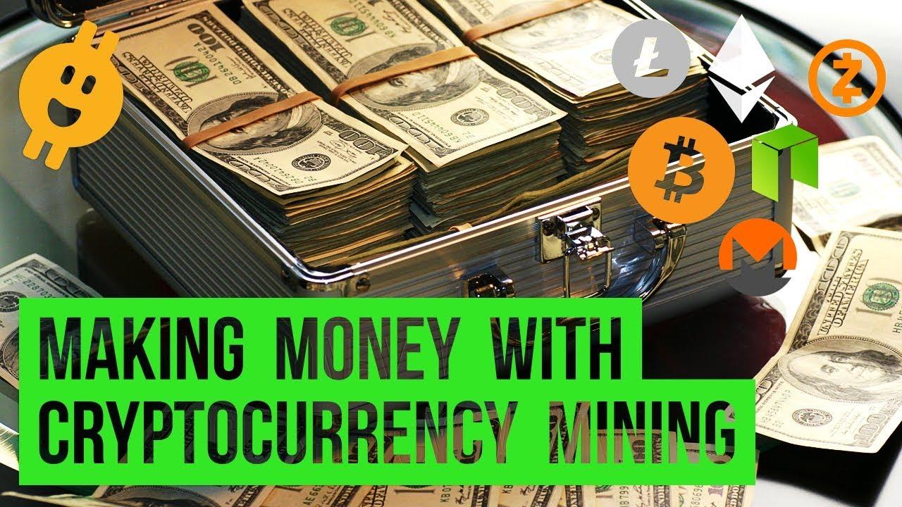make money mining crypto