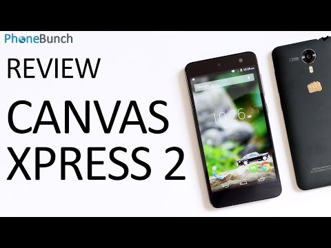 Micromax Canvas Xpress 2 Review with Gaming, Camera Samples