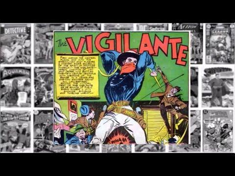 "The Vigilante: ""The Origin Of The Vigilante"", Action Comics vol 1 #42"