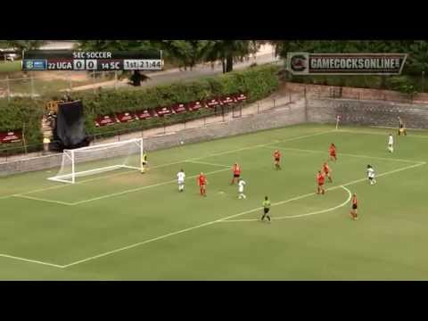 Highlights: South Carolina Women's Soccer Vs. Georgia