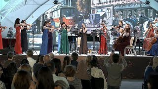A world of good sounds at the Gabala International Music Festival thumbnail