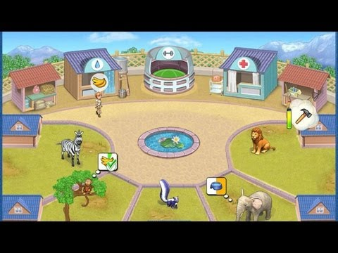 CGRundertow JANE'S ZOO for iPad Video Game Review