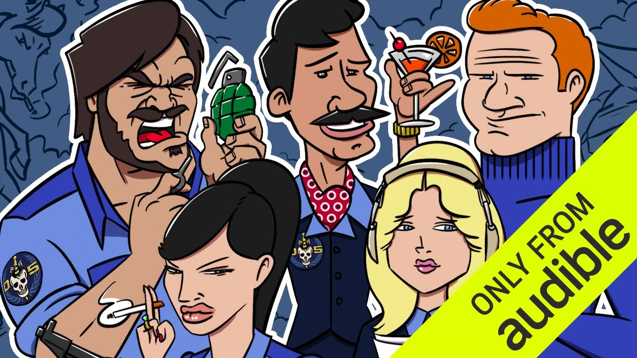 DANGER 5: Stereo Adventures Trailer