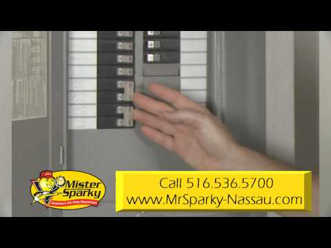 Electrical Wiring Safety Tips - Mister Sparky -  Long Island - Electrician