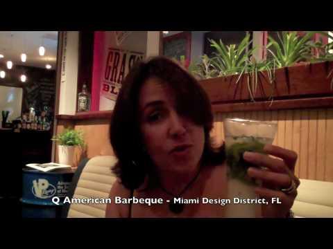 Mojito Reviews - Q American Barbeque, Miami Design District