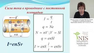 Уральск NIS Онлайн Уроки Физика 01.02.2016г.