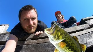 Fishing & Ride on Boat w/ Timko and papa | Feed Animals