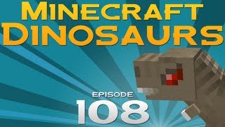 Minecraft Dinosaurs! - Episode 108 - Outbreak Contained