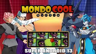Mondo Cool #11: Super Android 13