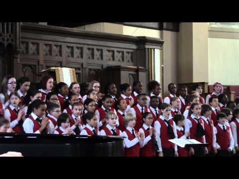 2015 05 02 Chicago Children's Choir Concert, Rogers Park First Unitarian Oak Park, IL - Jasmine Luke