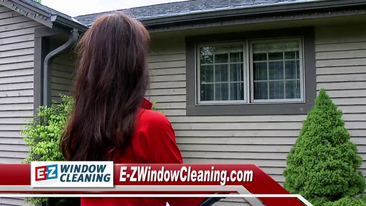 ez window cleaning ez window cleaning 30 2017 youtube