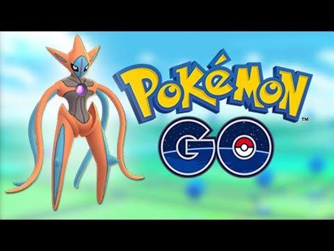 ¡NUEVA FORMA ATAQUE para DEOXYS en INCURSIONES EX de Pokémon GO! [Keibron] thumbnail