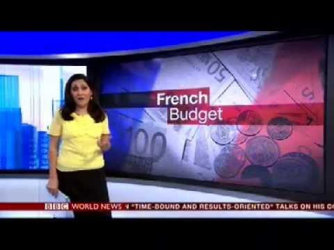 BBC World News Report - Paris real estate market