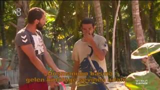 Adem - Furkan gerginliği adaya taşındı! | 30. Bölüm | Survivor 2017