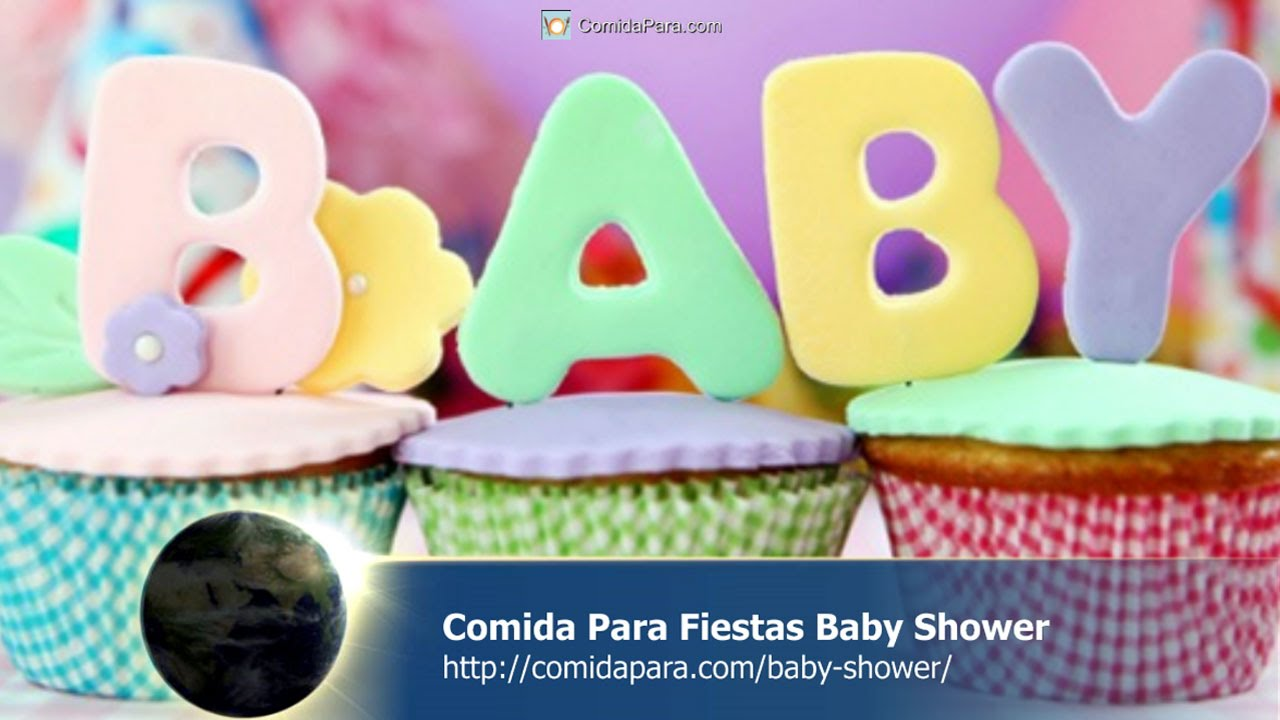 comida para baby shower economica comida para baby shower youtube