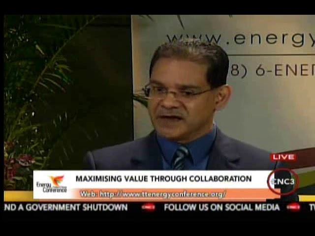 PPGPL President discusses TT Energy Sector (Part 01 of 02)