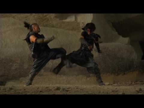 Ninja Hunter - Japanese movie: Fight! (spoiler)