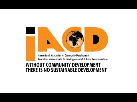 International Association For Community Development - IACD