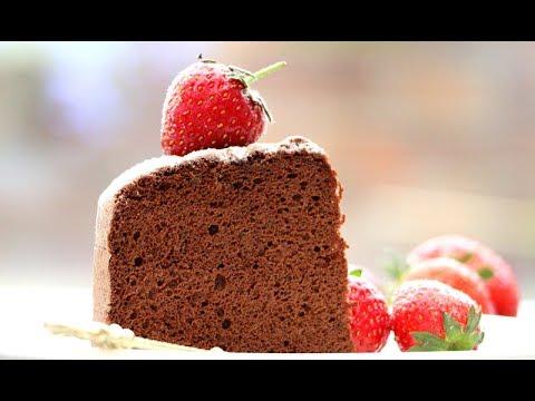 Super Soft Sponge Cake Recipe