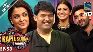 The Kapil Sharma Show Ep.53–दी कपिल शर्मा शो–team Ae Dil Hai Mushkil In Kapil's Show–22nd Oct 2016