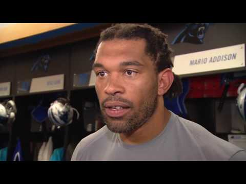 Julius Peppers: There is a comfort level I have in this locker room