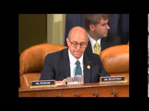 Boustany Grills HHS Secretary Burwell on Obama Administration Lawlnessness