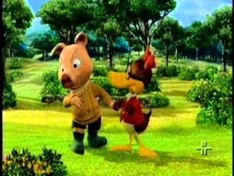 As Aventuras De Piggley Winks E06 A Foto Pefeita Youtube