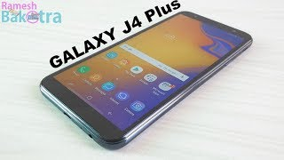 Samsung Galaxy J4 Plus Unboxing and Full Review
