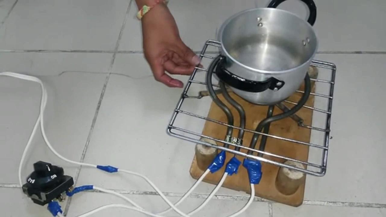 Proyecto Cocina Electrica Casera Nivelacion Espe Youtube