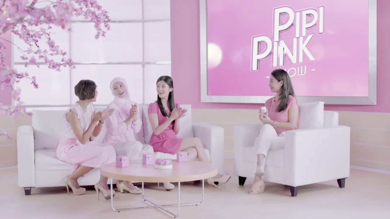 "Garnier PipiPink Show Eps 2 ""Revealing"""
