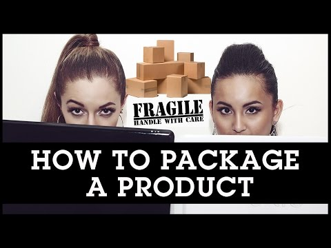How To Package a Product For Your Online Orders: Packaging Supplies + Process