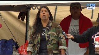 Usa, Protesta dei Sioux in North Dakota contro un oleodotto