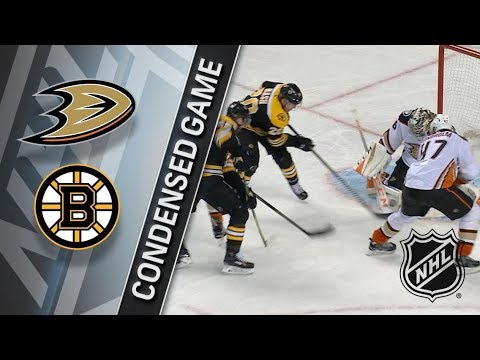Anaheim Ducks vs Boston Bruins – Jan. 30, 2018 | Game Highlights | NHL 2017/18. Обзор матча