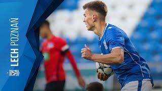 Skrót meczu: Lech Poznań - Hertha BSC 2:3