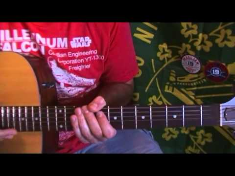 How to Play Pearl Jam Immortality Guitar Lesson cover with Solo
