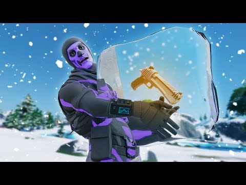 I Can Only LOOT ICE CUBES In Fortnite...