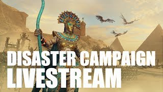 Disaster Campaign Livestream - High Queen Khalida - Situation is really bad!