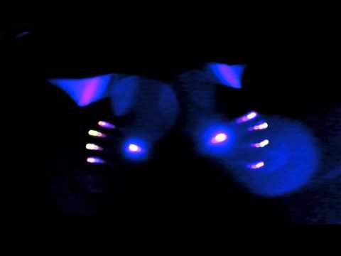 KiX Wolfgang Gartner  Illmerica Extended Mix Light Show