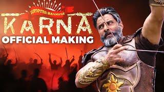 Chiyaan Vikram's Mahavir Karna – Official Making Video Reaction | Vikram | RS Vimal