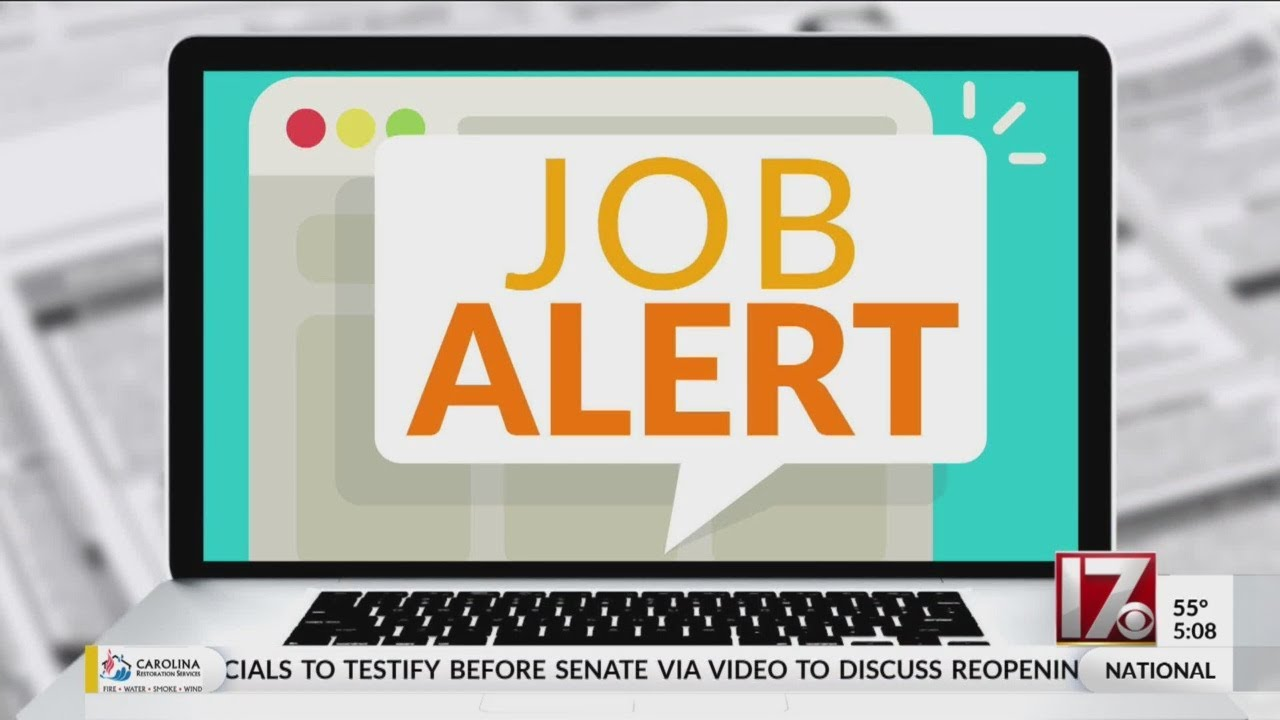 CBS 17 Job Alert  NC DES and Denny's are hiring
